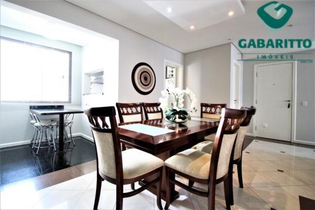 Apartamento à venda com 3 dormitórios em Champagnat, Curitiba cod:91267.001 - Foto 6