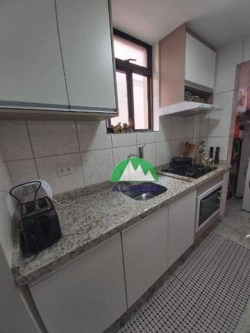 Lindo Lindo Apartamento no bairro Portão!!! - Foto 5