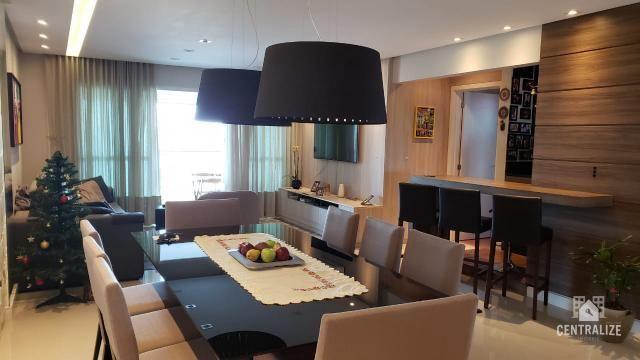Apartamento à venda com 3 dormitórios em Centro, Ponta grossa cod:1686 - Foto 5