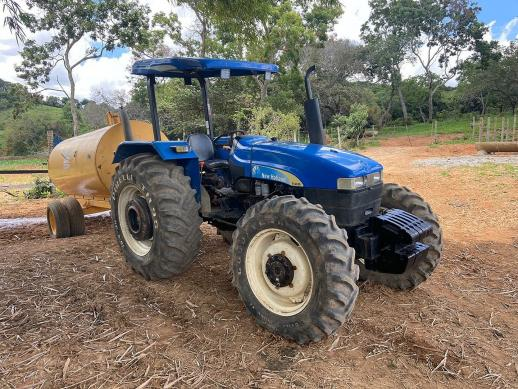 New Holland TT 4030
