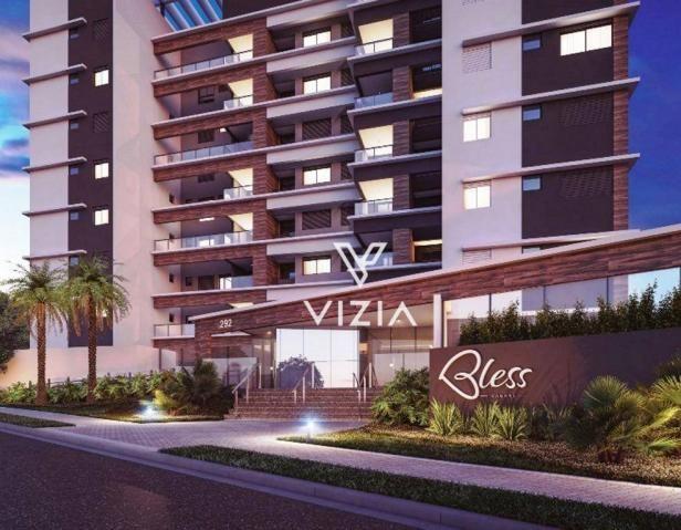Apartamento à venda, 112 m² por R$ 936.239,00 - Cabral - Curitiba/PR - Foto 2