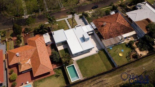 Casa com 3 dormitórios à venda, 306 m² por R$ 2.000.000,00 - Conjunto B - Foz do Iguaçu/PR - Foto 3