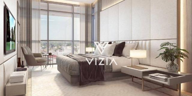 Apartamento Garden com 2 dormitórios à venda, 301 m² por R$ 5.319.038,00 - Cabral - Curiti