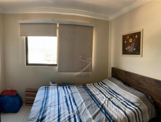 Apartamento com 4 dormitórios à venda, 216 m² por R$ 970.000,00 - Parque Monjolo - Foz do  - Foto 19