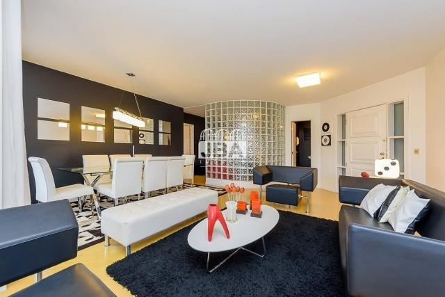Apartamento para alugar com 3 dormitórios em Centro, Curitiba cod:632982411