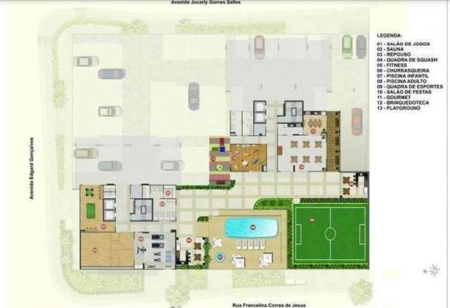 Bella Augusta Residence - Apartamento de 3 ou 4 quartos com suíte - Cariacica, ES - Foto 16