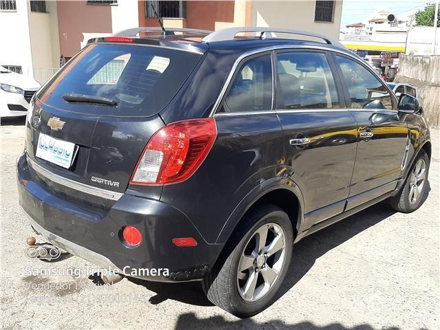Chevrolet Captiva 3.0 sidi awd v6 24v gasolina 4p automático - Foto 5