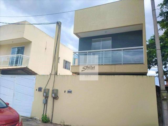 Casa à venda com 2 dormitórios em Chácara mariléa, Rio das ostras cod:CA0926