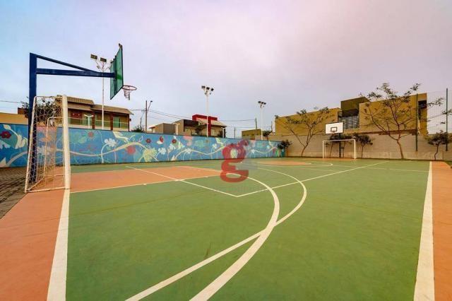 Cond. Morada Das Flores - Terreno à venda, 252 m² por R$ 182.700 - Morada das Flores - Cam - Foto 13