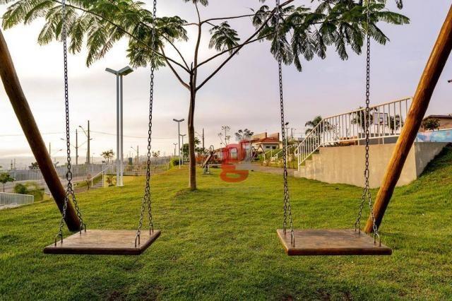 Cond. Morada Das Flores - Terreno à venda, 252 m² por R$ 182.700 - Morada das Flores - Cam - Foto 5