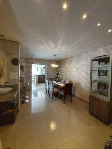 Sobrado com 3 dormitórios à venda, 153 m² por R$ 520.000,00 - Condomínio Recanto dos Pione