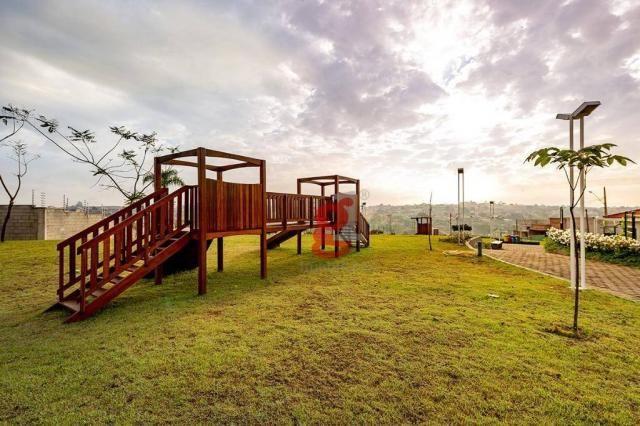 Cond. Morada Das Flores - Terreno à venda, 252 m² por R$ 182.700 - Morada das Flores - Cam - Foto 11