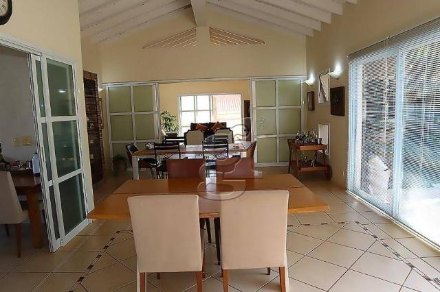 Casa com 3 dormitórios à venda, 338 m² por R$ 1.200.000,00 - Condomínio Villagio do Engenh - Foto 9