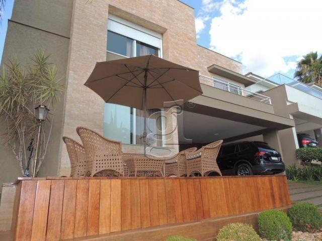 Sobrado com 3 dormitórios à venda, 290 m² por R$ 1.399.000,00 - Condomínio Royal Forest -