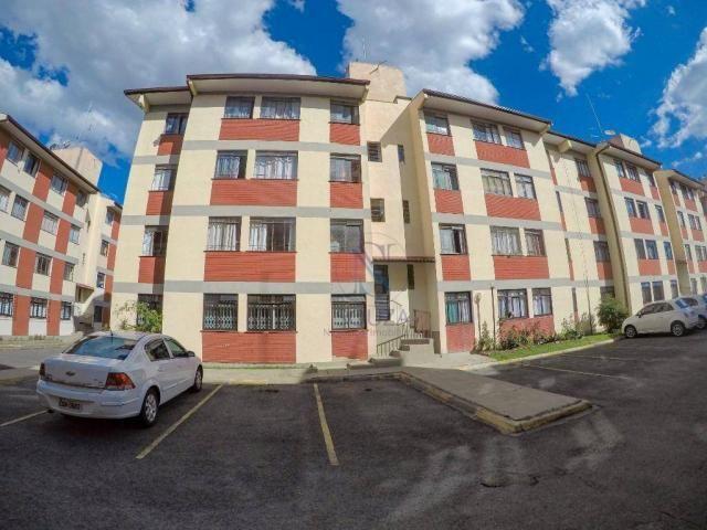 Apartamento com 2 dormitórios à venda por R$ 160.000 - Boa Vista - Curitiba/PR - Foto 2