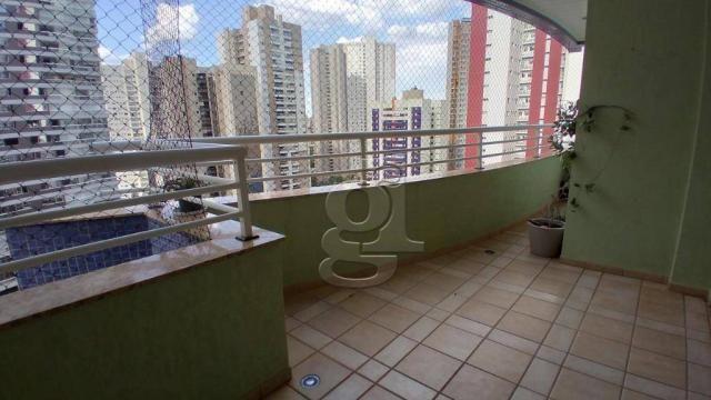 Apartamento com 4 dormitórios para alugar, 230 m² por R$ 3.900,00/mês - Edifício Paranoá - - Foto 6