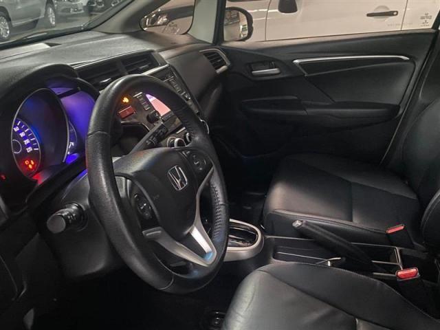 HONDA FIT 1.5 EXL 16V FLEX 4P AUTOMÁTICO - Foto 6