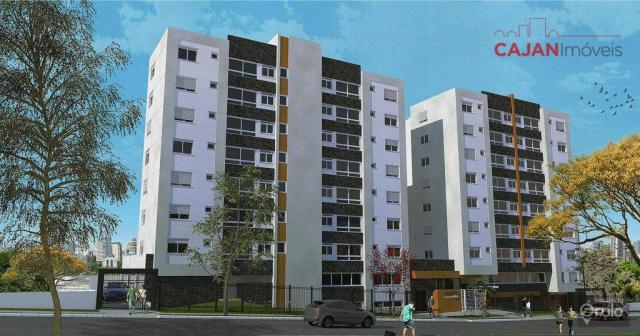 Apartamento de 1 suíte com vaga de garagem no bairro Passo da Areia - Foto 2