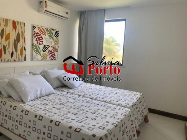 Aluga-se Anual ou Temporada. Apartamento 2/4 frente ao Mar em Vilas do Atlantico - Foto 9