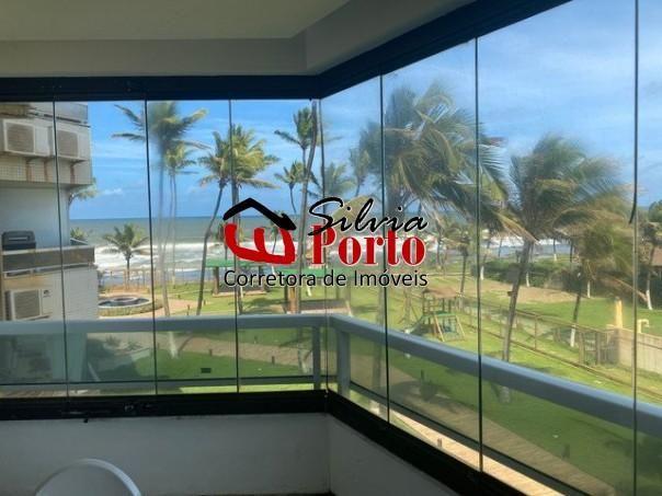 Aluga-se Anual ou Temporada. Apartamento 2/4 frente ao Mar em Vilas do Atlantico - Foto 4