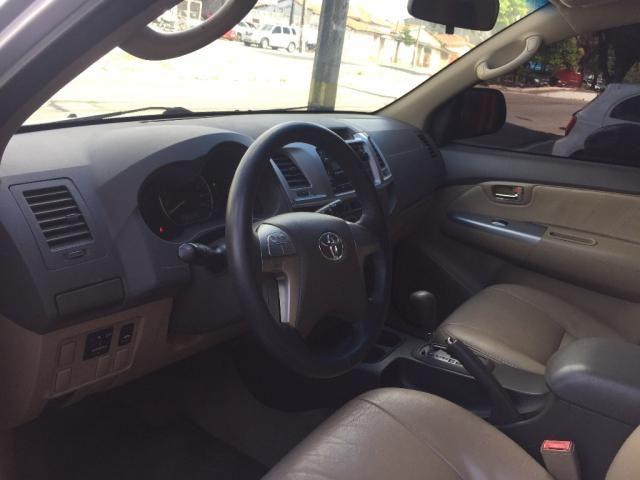 Toyota Hilux SW4 SR 4x2 2.7 Flex 16V Aut. - Foto 7