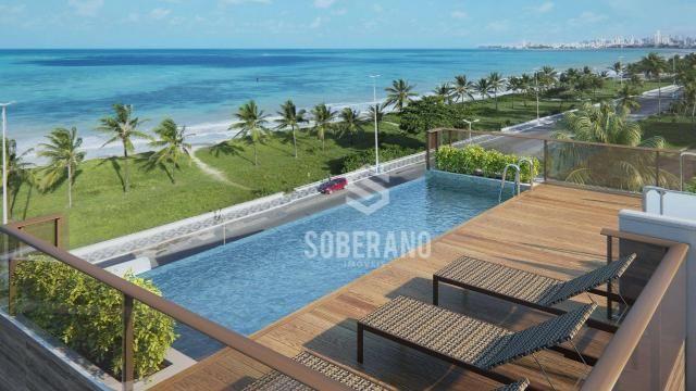 Apartamento com 1 dormitório à venda, 39 m² por R$ 240.000 - Intermares - Cabedelo/PB - Foto 12