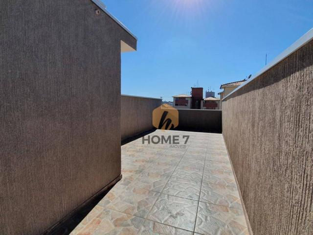 Sobrado à venda, 90 m² por R$ 320.000,00 - Sítio Cercado - Curitiba/PR - Foto 18