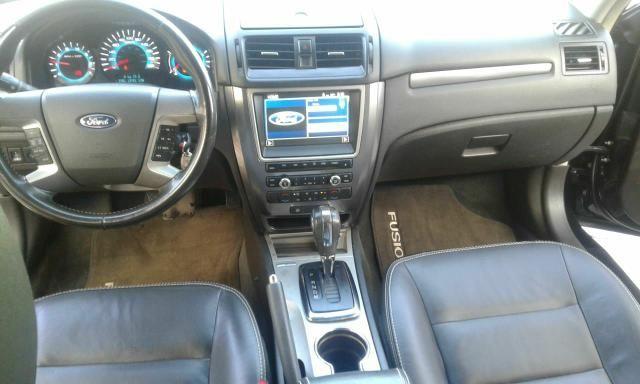 Fusion Sel 4x4 FWD 3.0 V6 243 cv AT Preto 2012 - Foto 4