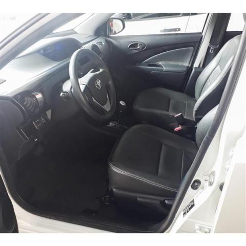 Toyota Etios 1.3 X 16V Flex 4P Automático - Foto 8