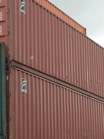 Container 40 pés Dry DC - Foto 3