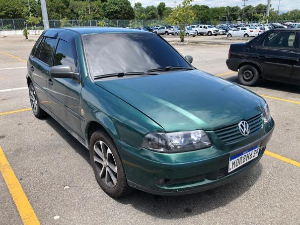 GOL 2002/2002 1.0 MI POWER 16V 76CV GASOLINA 4P MANUAL G.III - Foto 2