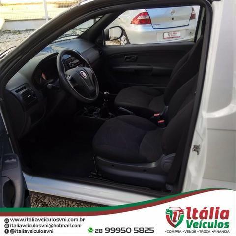 Fiat Strada 1.4 Hard Working CS 2018/19. IPVA 2020 Pago - Foto 6