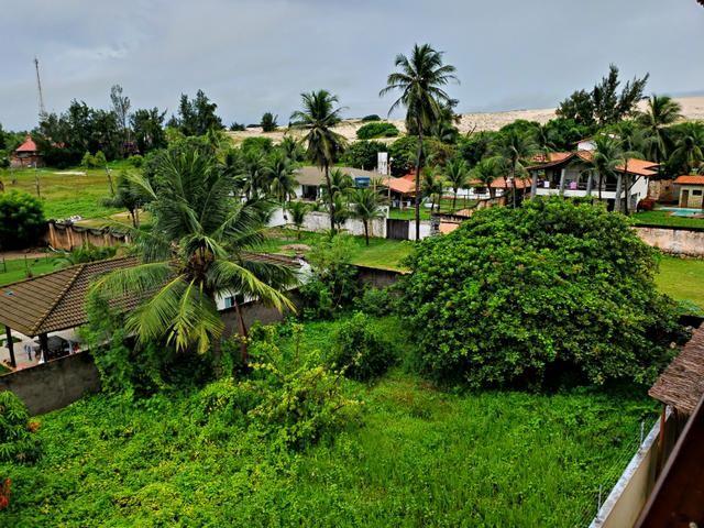 Apartamento mobiliado completo 2 quartos vista mar 100 mt do centro do cumbuco ce brasil - Foto 13