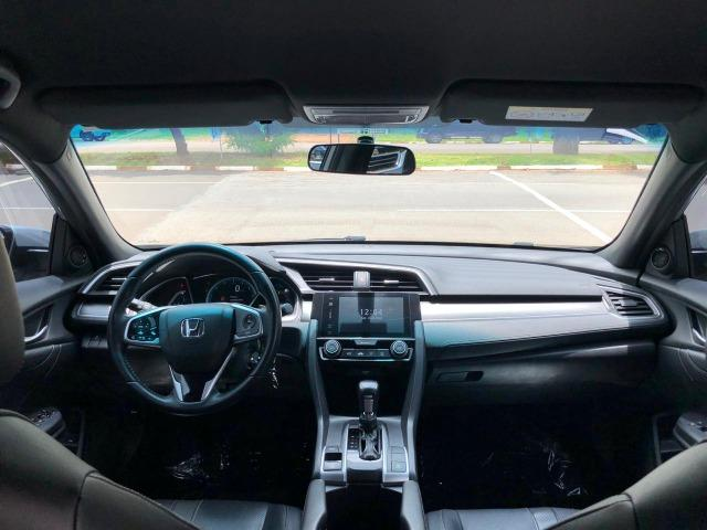 Honda civic 2.0 16v flexone exl 4p cvt 2017 - Foto 8