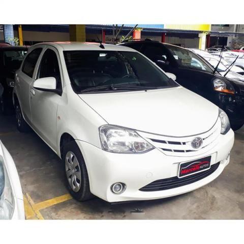 Toyota Etios 1.3 X 16V Flex 4P Automático - Foto 3