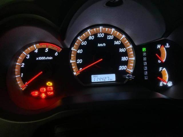 Toyota Hilux SRV 3.0 SRV 4X4 Aut 2012 - Foto 4