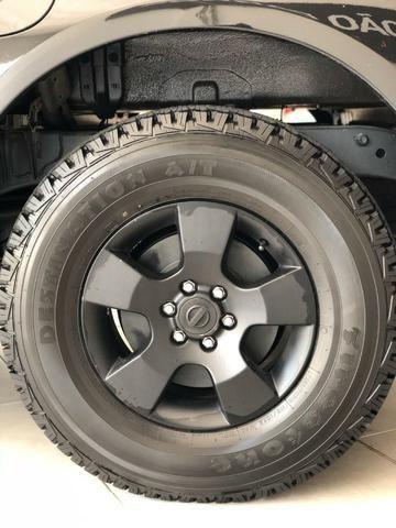 Nissan Frontier 2.5 S 4X4 CD Diesel - Manual 2014 - Foto 5
