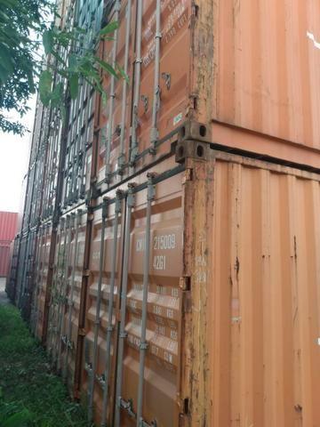 Container 40 pés Dry DC - Foto 4