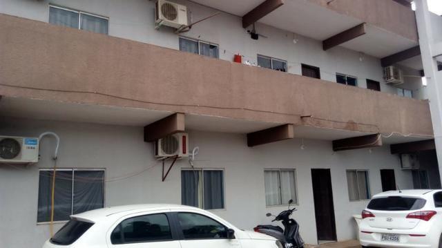 Aluga-se bom apartamento de 2 quartos, garagem, R$600,00, no belo horizonte - Foto 3