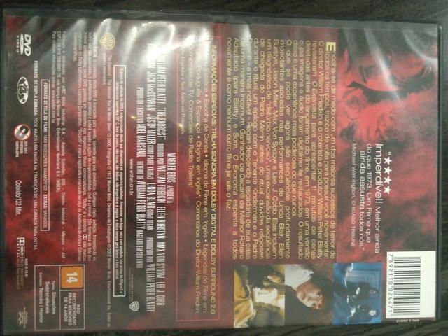 DVD O Exorcista (com cenas inéditas) - Foto 2