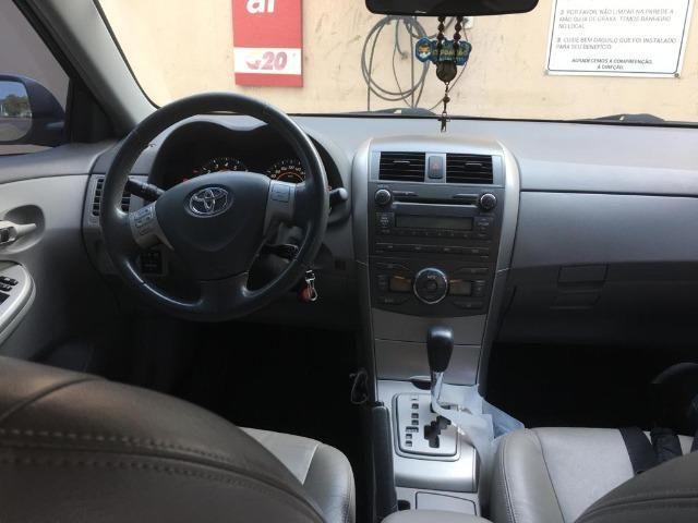 Toyota Corola 2010 XEI 1.8 automático - Foto 7