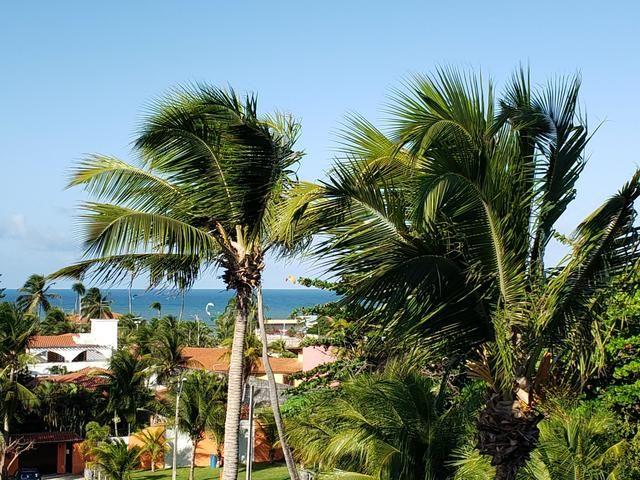 Apartamento mobiliado completo 2 quartos vista mar 100 mt do centro do cumbuco ce brasil - Foto 5