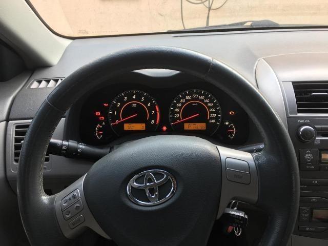 Toyota Corola 2010 XEI 1.8 automático - Foto 9