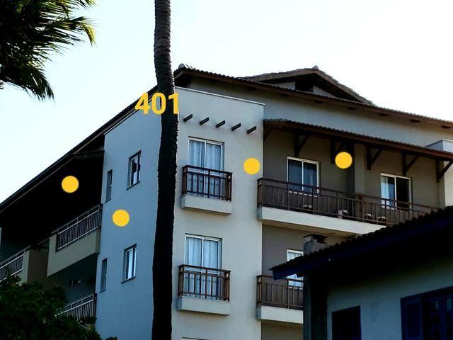Apartamento mobiliado completo 2 quartos vista mar 100 mt do centro do cumbuco ce brasil - Foto 6