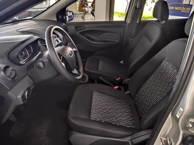 Ford Ka + Sedan Completo 1.5 semi novo com cara de Zero! - Foto 8