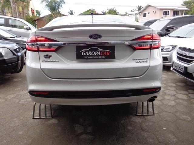 Ford - Fusion 2.0 Hybrid Top de linha - 2017 - Foto 5