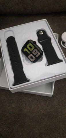 Smartwatch X7 Preto  - Foto 3