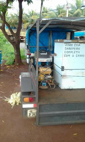 Carretinha,freezer e garapeira  - Foto 3