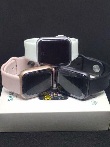 Smartwatch Relógio Inteligente Y68 novo - Foto 6