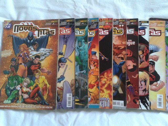 Promoção! - Vendo Coletânea de histórias em quadrinhos da Marvel e DC, edições raras - Foto 3